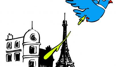 Charlie Hebdo de retour sur Twitter pour la première fois depuis les  attentats 3d9c6b61373