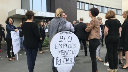 Les salariés d Artmadis ont leur sort dans les mains des administrateurs  judiciaires 6ef9003a2e8