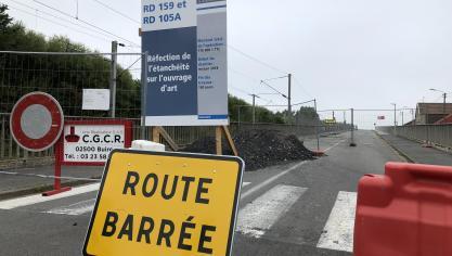 L étanchéité du pont de la gare bientôt refaite, « aucun danger immédiat »  pour l ouvrage 6ee403069834