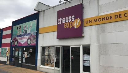 L enseigne Chauss Expo était présente au Portel depuis 24 ans. df2adae9705e