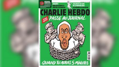 Charlie Hebdo invite le djihadiste Peter Cherif à passer « au journal » af4c0b91466
