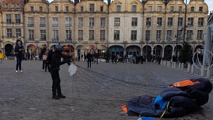 Frankrike bonjour intello