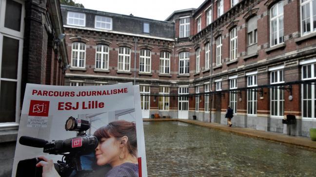 L ESJ Lille ouvre une enquête interne après à des « chants homophobes »  d étudiants e13f31c507d