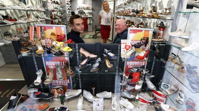 7335a00a53f Romain Flandrin et Jean-Luc Greuez se partagent la gérance des magasins  d une